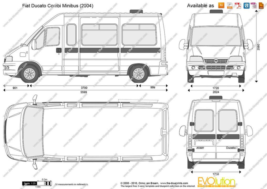 Fiat Ducato Combi Minibus (2004)_S